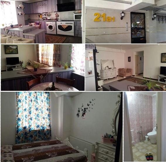 قیمت آپارتمان در اندیشه